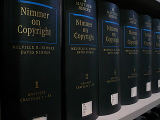 Books on copyright law
