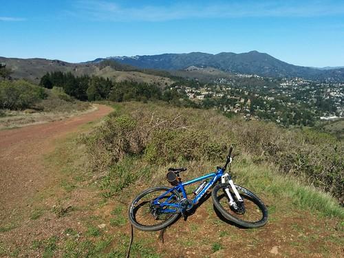 Marincello trail