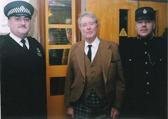 Northern Constabulary - Fallen Hero Centenary - PC Thomas King of Inverness-shire Constabulary