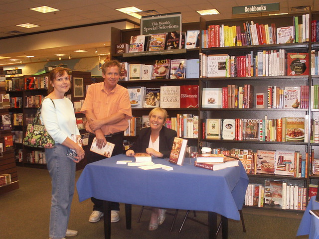 Book Signing At Barnes And Noble In Ocala Florida 10
