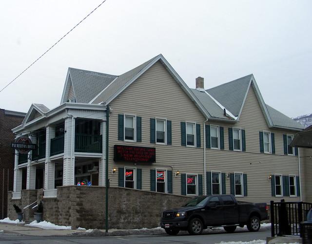 Palmerton Hotel;  Palmerton, PA