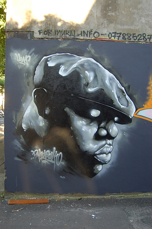 Biggie Smalls by Walt Jabsco