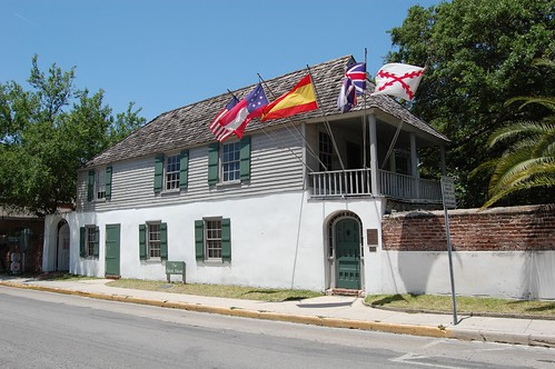 The Oldest House, St. Augustine, Florida (FL)