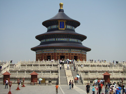 Templo del Cielo 1, Beijing, China