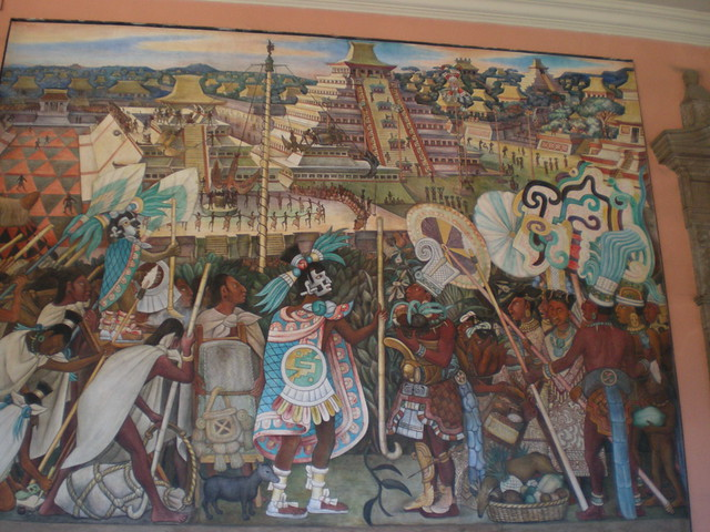 Diego rivera murals flickr photo sharing for Diego rivera mural 1929