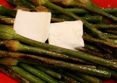 Garlic Spears with butter 2
