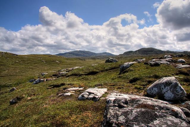 North Uist - Outer Hebrides Scotland
