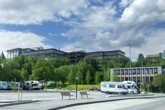 narvik sykehus narvik hospital flickr   photo sharing