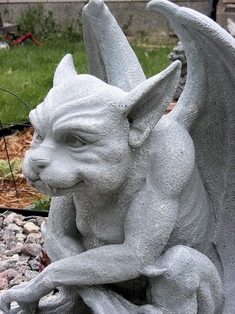 Gargoyles a gallery on Flickr