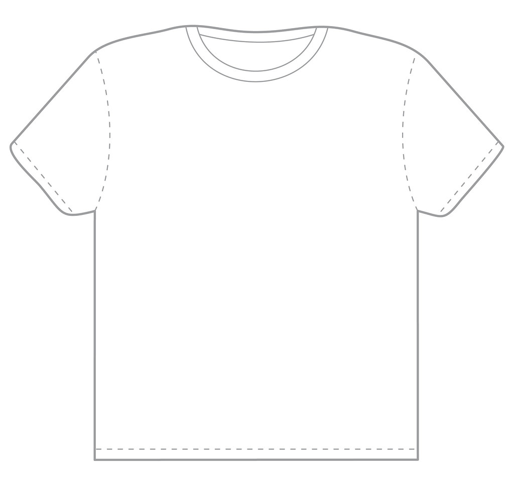 Pin Blank T Shirt Template For Photoshop On Pinterest