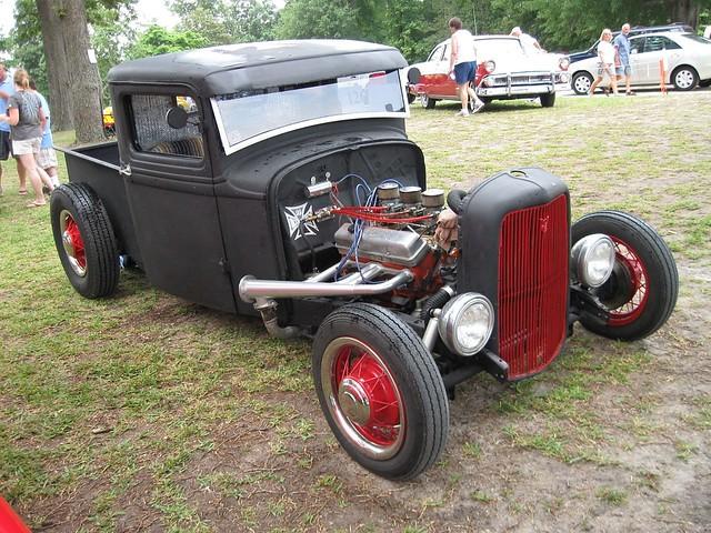 Ford Pickup Rat Rod