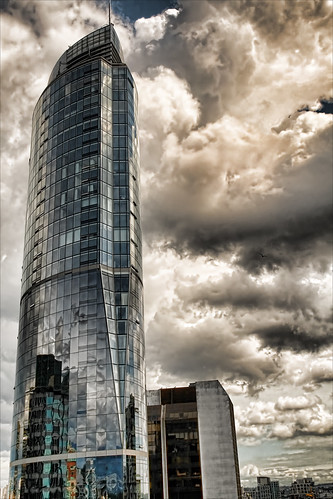 canada building glass vancouver hotel bc hilton columbia british seattleandvancouver