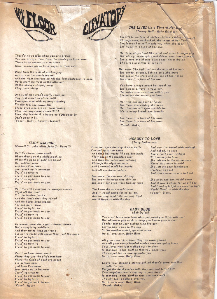slide machine lyrics
