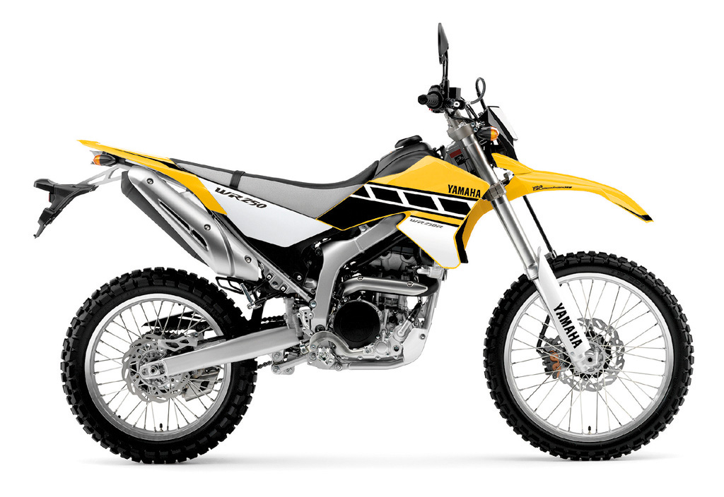 het grote yamaha wr250r topic