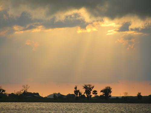 sunset usa unitedstates florida south northamerica southernunitedstates lakemarian osceolacounty