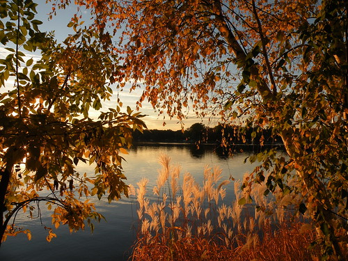North Lake in Autumn