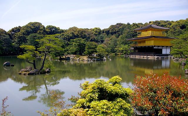 Els jardins de Kinkaku-ji / The gardens of Kinkaku-ji