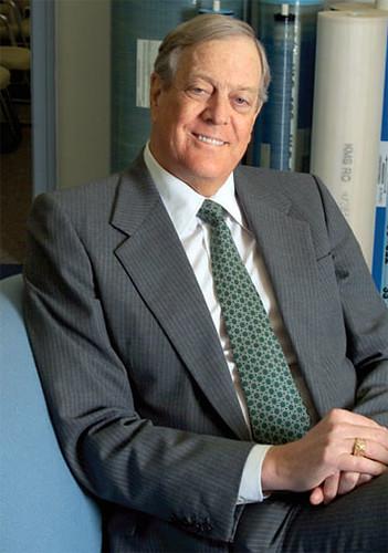 David H. Koch | Part time Jobs