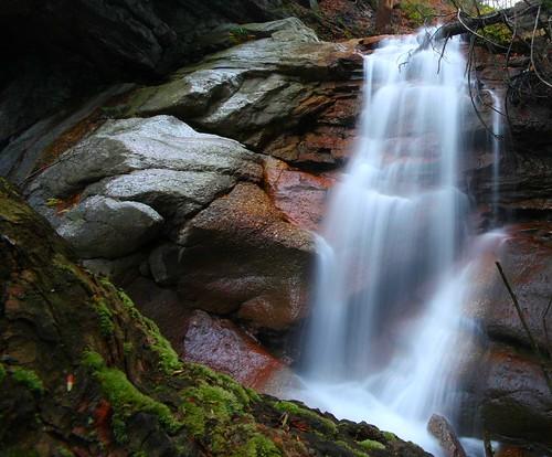 mountain mountains rock creek river waterfall rocks stream hiking pennsylvania bluemountains falls pa trail waterfalls appalachian chute schuylkill swatara broadmountain