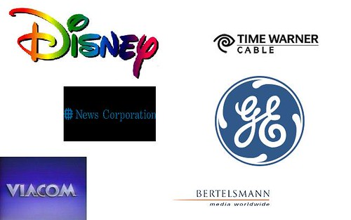 Six Media Conglomerates of Today