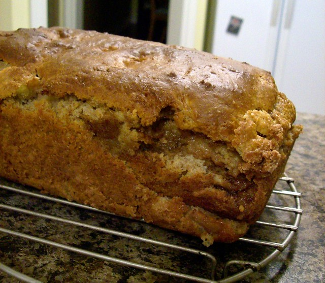 Apple And Clotted Cream Loaf Recipe