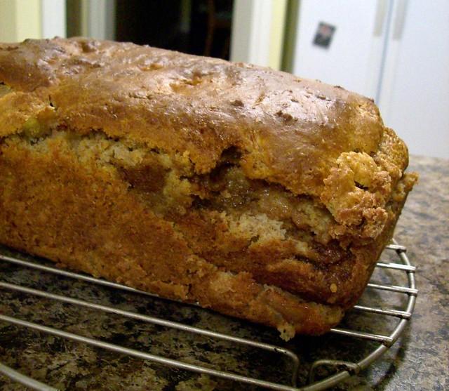 Quick Applesauce Cake Recipe