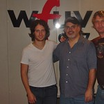 The Damnwells with Darren DeVivo at WFUV