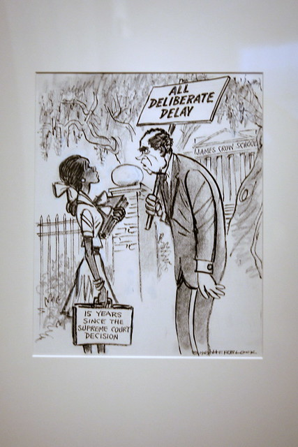 "October 29, 1969: ""You One Of Those Extremists Who Thinks It's Time For Desegregation?"" from Flickr via Wylio"