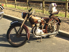 Tour de Bretagne 2006, Moto Ancienne
