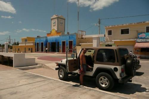 Telchac Puerto Mural project