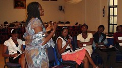 Calabar, Nigeria Young Women's Leadership Institute September 2008