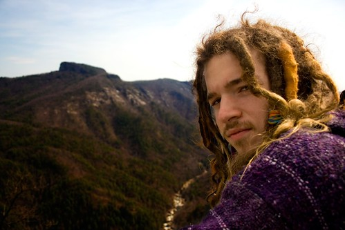 mountain dreadlocks beard geotagged sam hippie mustache project365 drugrug geo:tool=geophoto samspurplebajahoodie geo:lat=35927939 geo:lon=81925307 geo:alt=1132569946