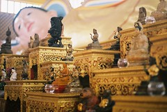 Reclining Budda