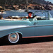 1957 Blue Chevy Bel Air