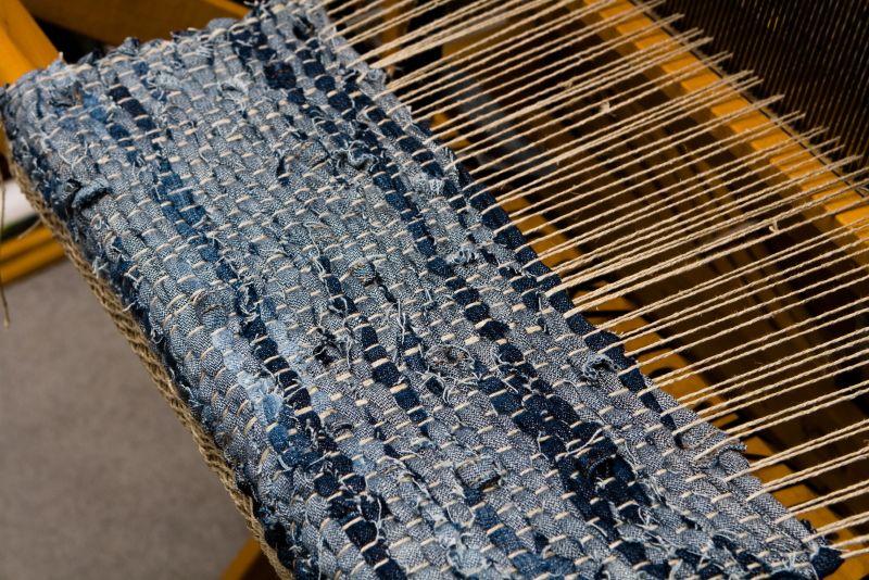 Denim Weaving Flickr Photo Sharing