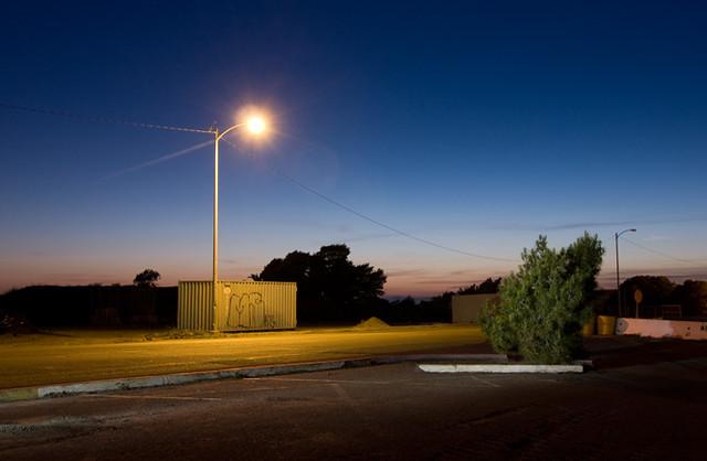 Mare Island Streetlight