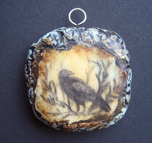 Ravens Watch 3-pendant