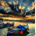 The amazing technicolour dream boat by AdrianWarren