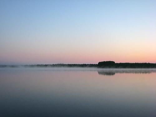 blue summer lake reflection nature water june fog night suomi finland scenery oulu maisema vesi kesä luonto yö sumu sininen heijastus naturesfinest kesäkuu kuivasjärvi mywinners anawesomeshot theunforgettablepictures goldstaraward