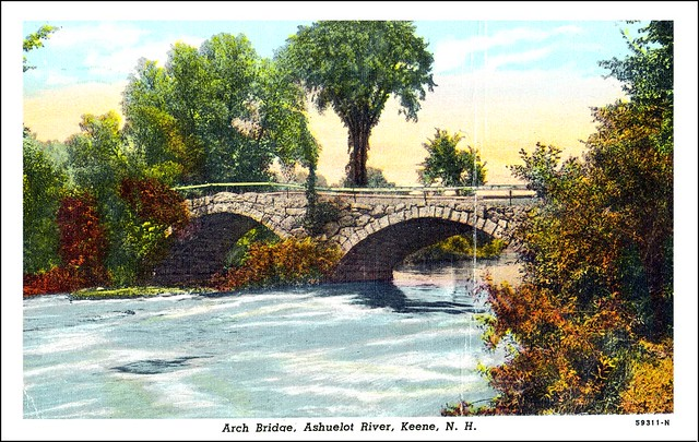 Bridges of Keene & Cheshire County N.H.