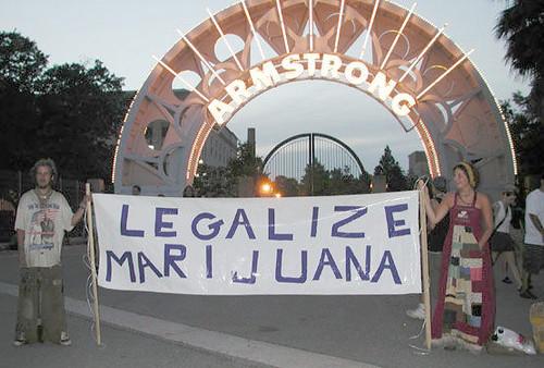 Armstrong Legalize Marijuana