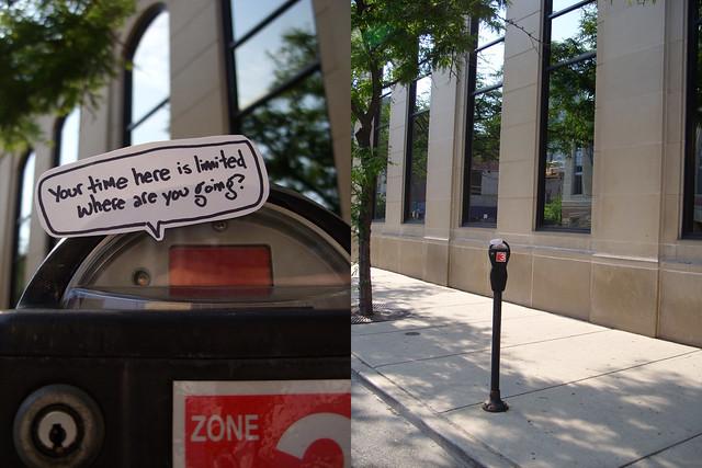 Parking Meter Talk: Chicgao River North 1