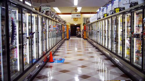 冰櫃。(圖:Roca Chang)