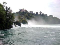 1. August am Rheinfall
