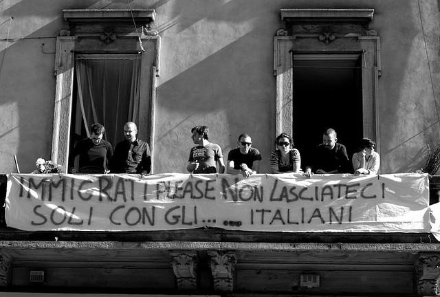 Immigrati non lasciateci soli con gli italiani