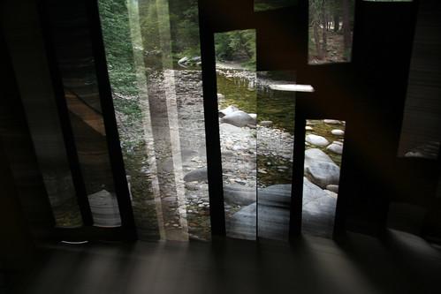 bridge black creek river covered yosemite coveredbridge