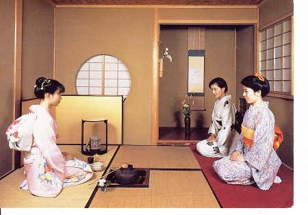 Japan ~ Cha-no-yu Tea Ceremony