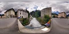 Panorama  - Gastein Waterfall