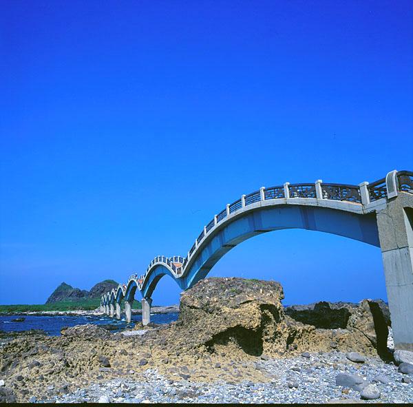 6633三仙台跨海八拱橋