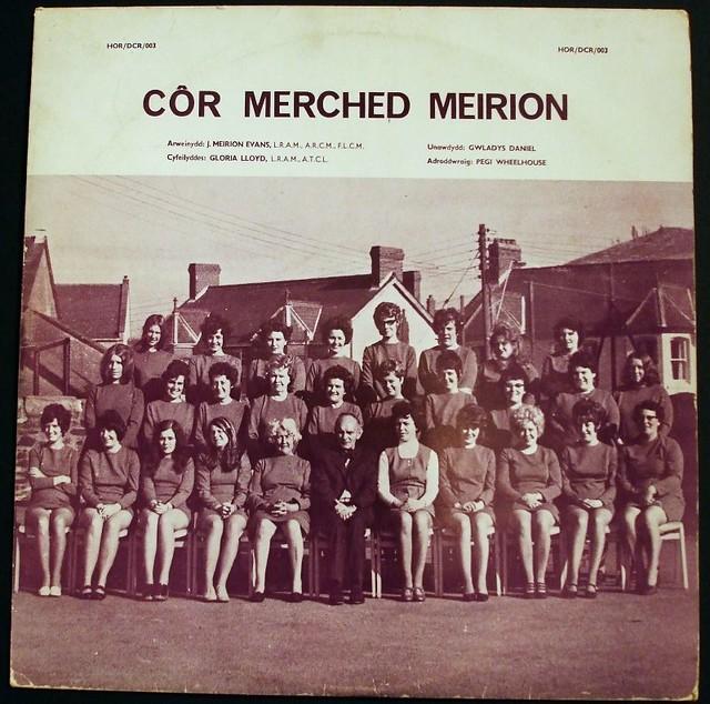 Cor Merched Meirion